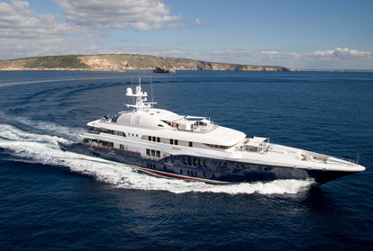 Sycara V BEST DISPLACEMENT MOTOR YACHT Global Marine Yacht Insurance
