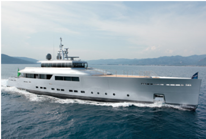 Exuma Joint Winner: MOTOR YACHT OF THE YEAR Global Marine Yatch Insurance