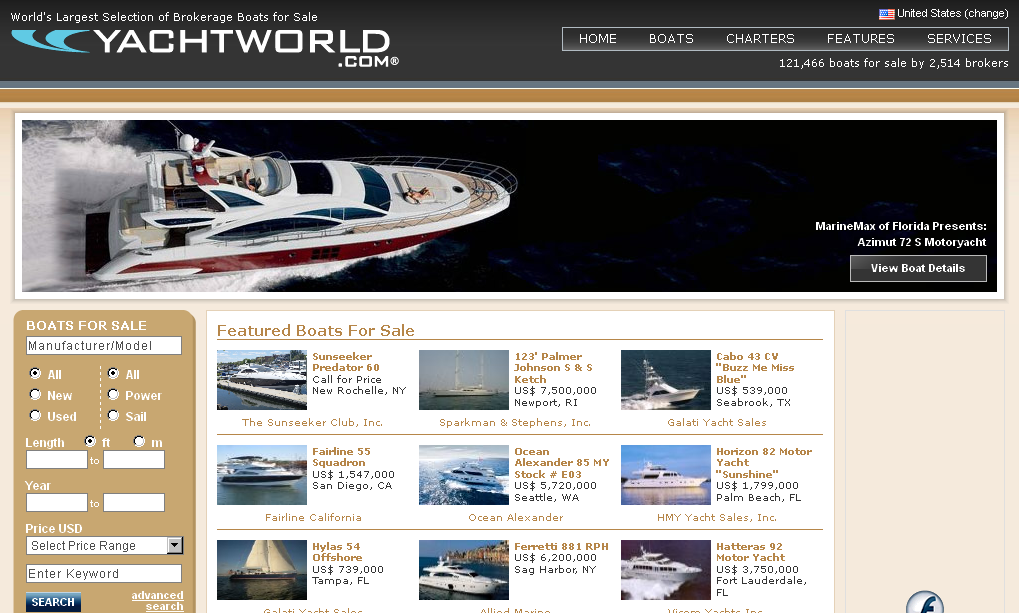 Yacht World Global Marine Insurance Agency