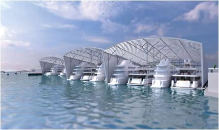 florida mega yacht marina