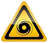 hurrican warning