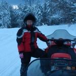 Cass Snowmobiling 2013