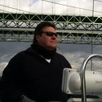 Gregg Reynolds sailing