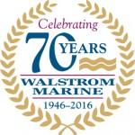 Walstrom_70Years_Logo
