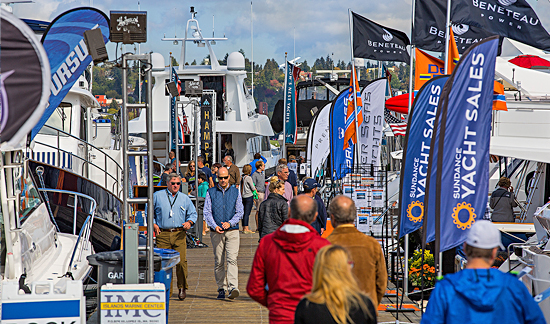 Boats Afloat Show – South Lake Union Seattle