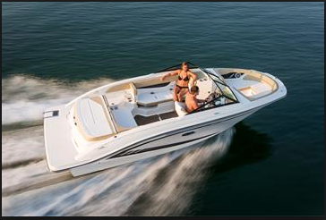 Searay SPX210 Boat