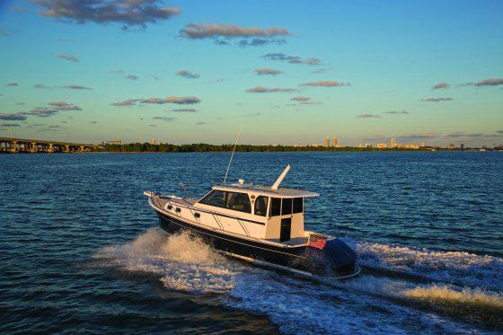 Florida yacht