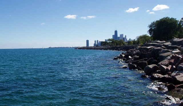 Lake Michigan Shore