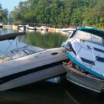 yacht collision